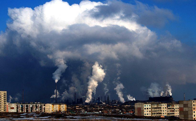 Günümüzün Bir Dünya Felaketi: Asit Yağmurları