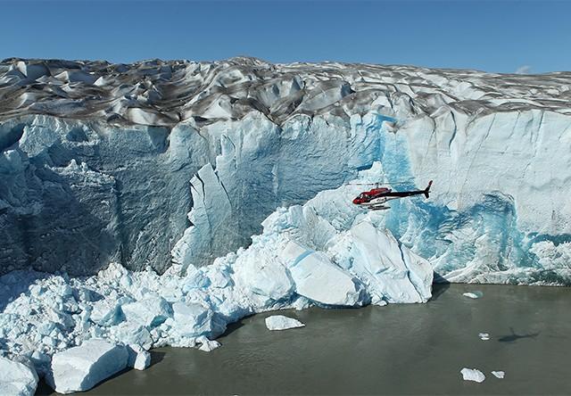 Dünyanın en kalın buzulu beklenenden 80 yıl önce erimeye başladı