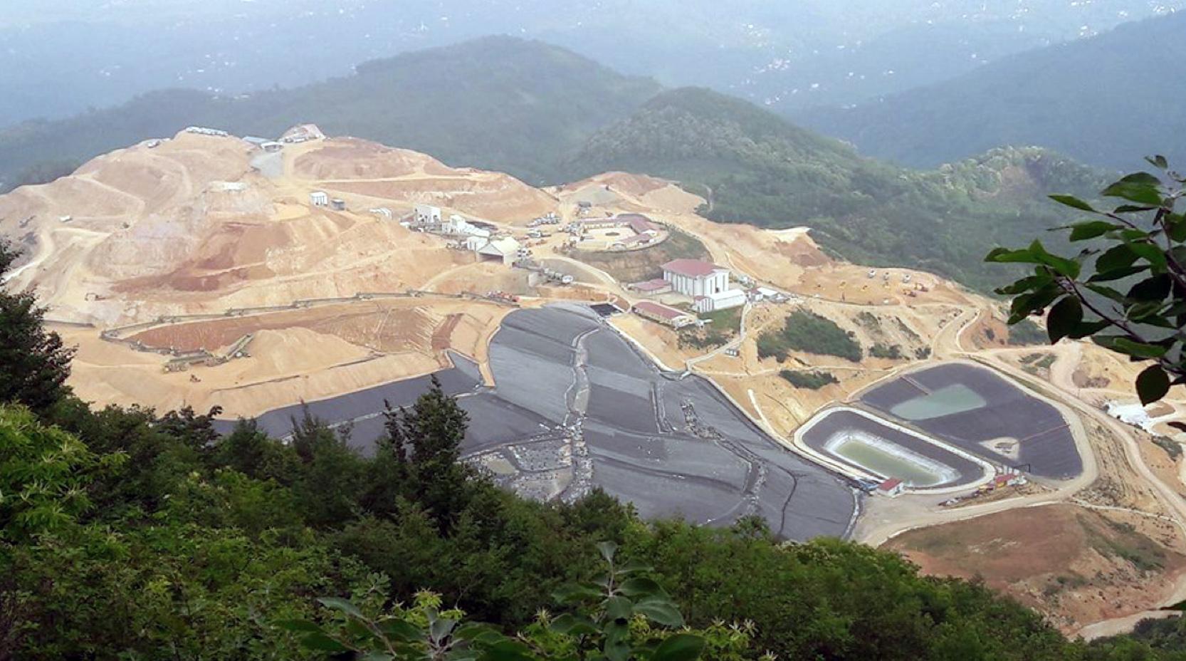 Jeoloji Mühendisleri Odası'ndan Kaz Dağları raporu: Kaynak suları ağır metal içeriyor; bu projeden derhal vazgeçilmeli