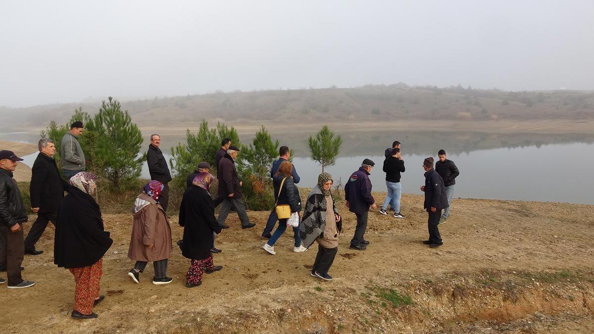 Trakya Kuzey Ormanları arazisine yapılmak istenen OSB'ye köylüler karşı çıktı, Danıştay keşif istedi