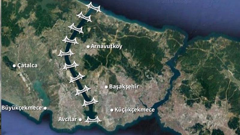 Kanal İstanbul: İnsan eliyle afet