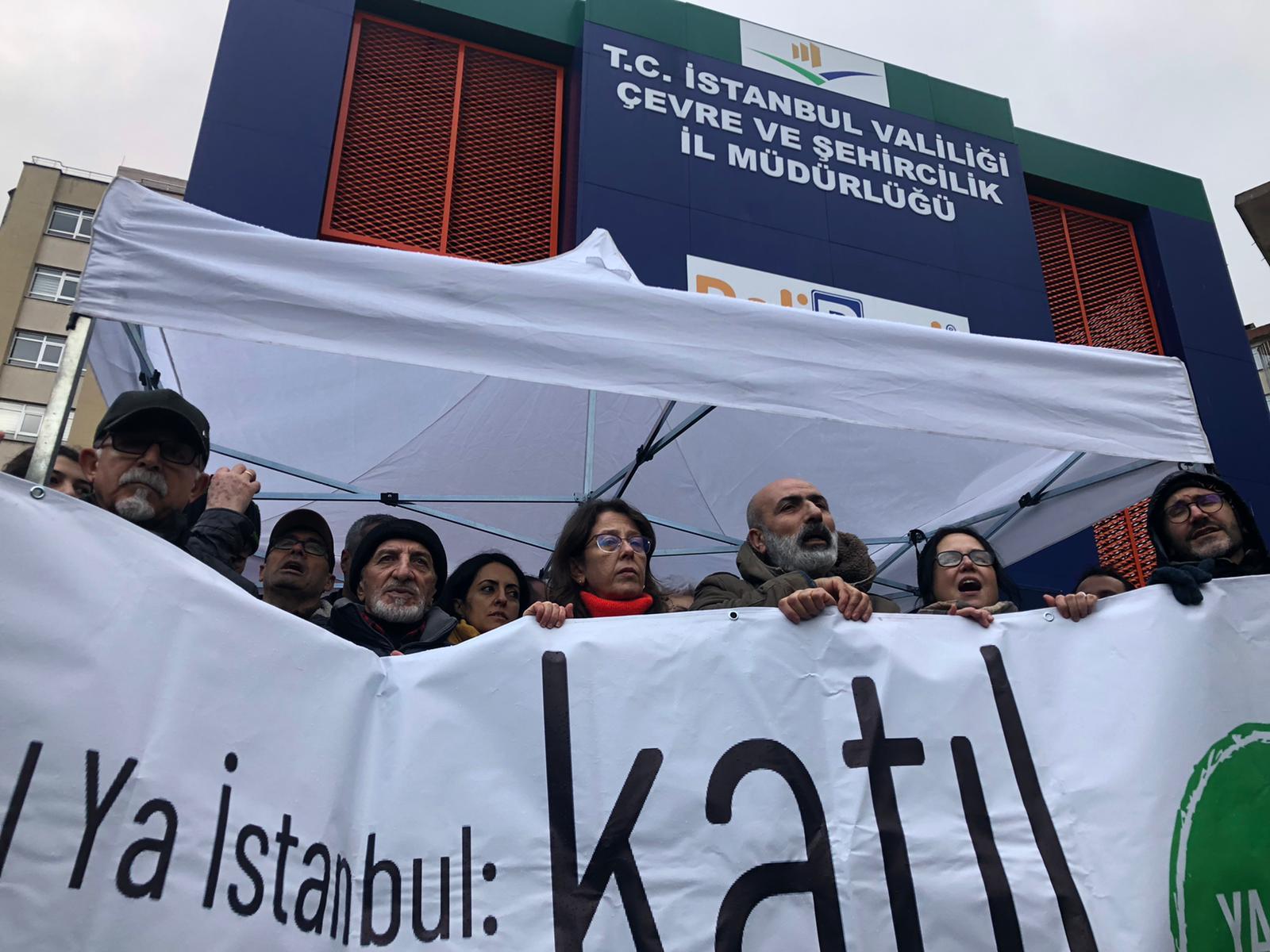 Yüzden fazla kurum Kanal İstanbul'a karşı bir araya geldi! 'Katıl durduralım'