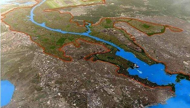 İklim politikaları açısından Kanal İstanbul: Yangına körükle gitmek