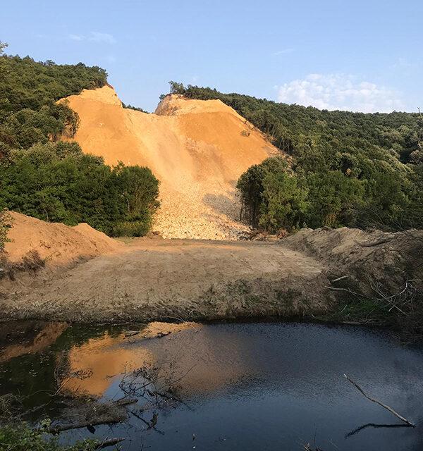 Türk Akımı projesi Kuzey Ormanlarını tahrip etmeye devam ediyor