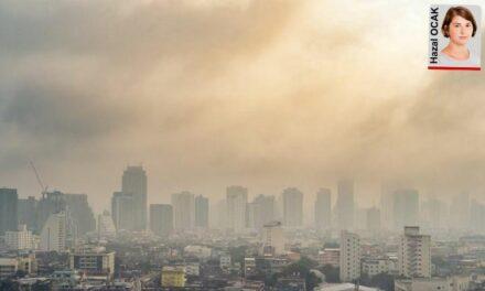 Hava kirliliğinin koronavirüs kadar ölümcül olabileceğini gösteren rapor açıklandı