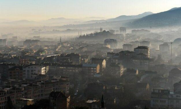 Karantina önlemleriyle hava kirliliği azaldı