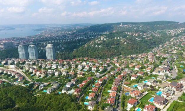 2 milyon metrekare ormanı yok eden Acarkent villalarının ruhsatları iptal edildi!