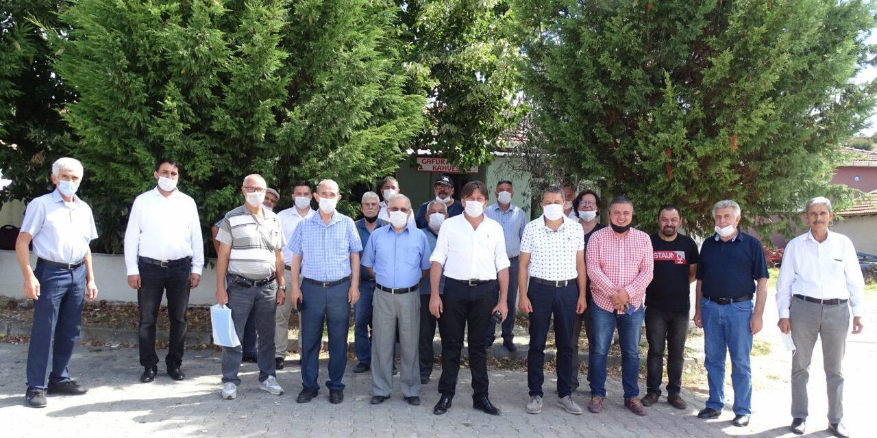Okçular Köyü halkı direniyor