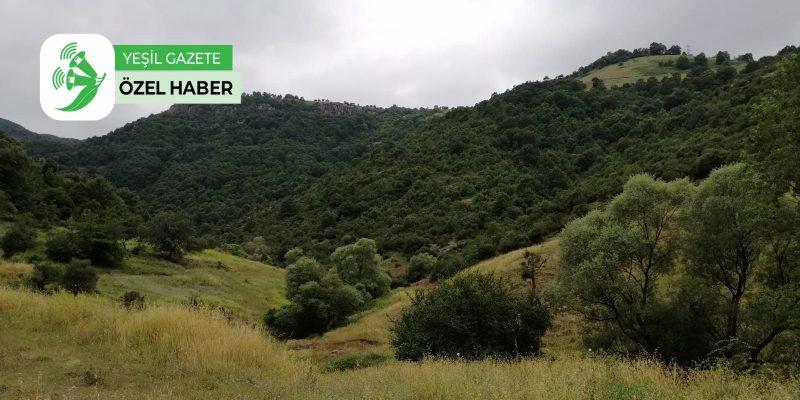 Kızderbent'te açılmak istenen taş ocağı bölgedeki tarım ve hayvancılığın sonunu getirecek