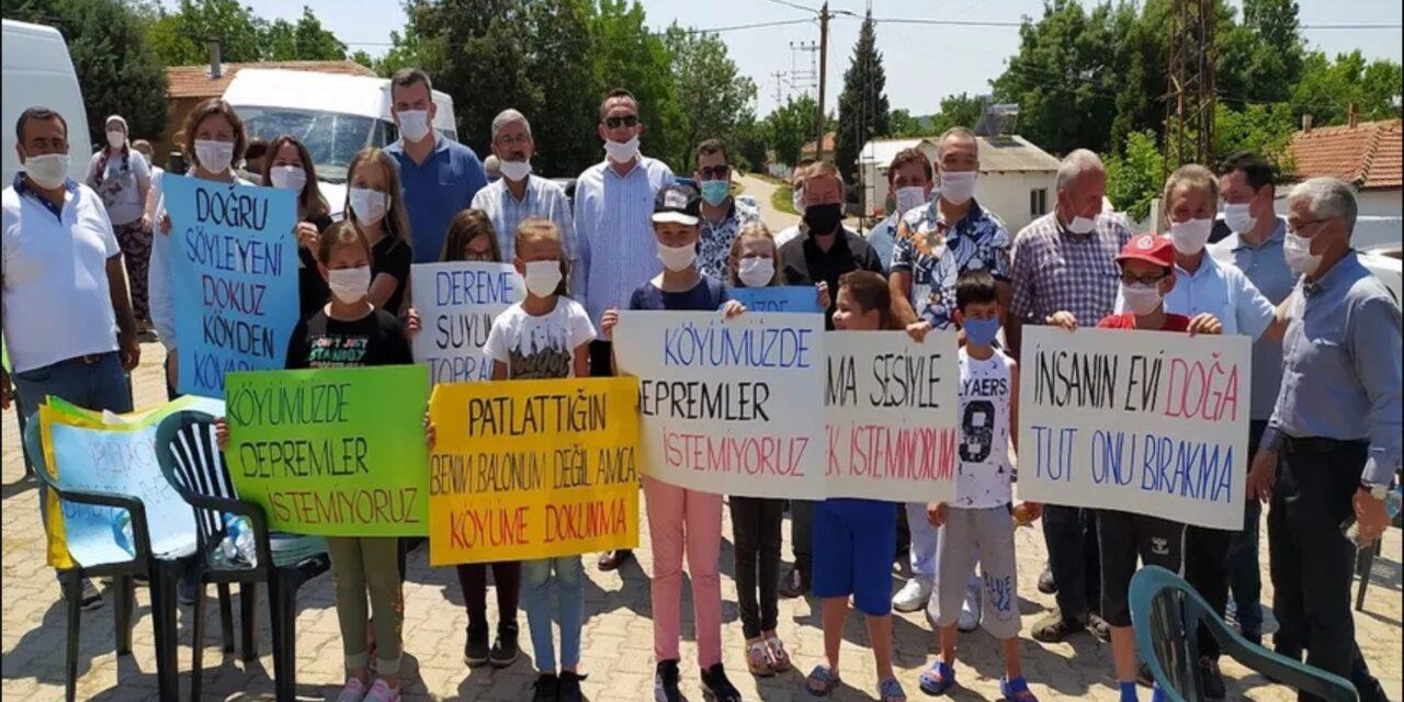 Keşan'da halkın mücadelesi sonuç verdi: ÇED raporu olumsuz