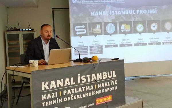Kanal İstanbul'un sadece kazı, nakliye ve depolama maliyeti, ayrılan tüm bütçe kadar!